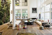 high ceiling home / high ceiling home