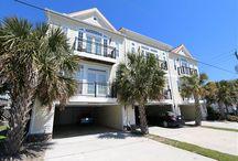 Kure Beach Vacation Homes / Wonderful beach vacation rental homes in beautiful Kure Beach, North Carolina.