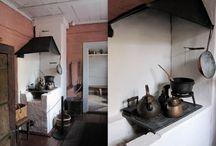 Kuparisepän talo, Toivolan piha