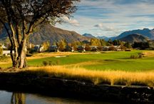 Golf Stays in New Zealand / Cliff-top greens, coastal golf courses, 5 star accommodation, golf in new zealand, golf resorts, golfing trips, golf holidays, golf vacations new zealand, millbrook resort, golf at cape kidnappers, golf at kauri cliffs