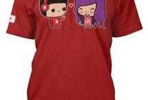 T-Shirt's / My pin's