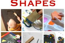 Teaching about shapes