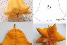 3 D-s csengő? virág?