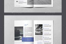 Brochure Printing (Footprint) / Brochure Printing