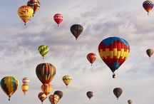 Danvillle Hot Air Balloon Styled Shoot