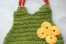 Free Totes and Purse Patterns / Free crochet patterns to make purses, bags or totes.