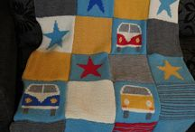Campervan Knitted Blankets / A gallery snuggly Campervan Blankets!  If you've got a blanket photo to share just follow the board so we can invite you to the group then you can join in the fun!