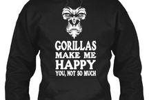 Gorilla Life