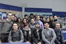 Laboratorio Nuoro / Il laboratorio di Nuoro è l'ultimo dei dieci laboratori previsti dal progetto Costruisci il tuo futuro: il traguardo è l'Europa. Consultate www.costruiciiltuofuturo.it