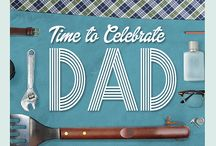 Father's Day / Looking for ways to celebrate Dad? We've rounded up some awesome Father's Day gift ideas, yummy recipes, and DIY projects to make his day the best ever.