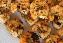 Grilled shrimp marinade