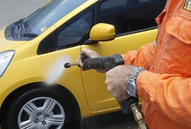 high pressure cleaning / HIGH PRESSURE CLEANING