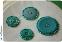 02 - Applique and Embroidery / I love to hand embroider . . . already made some of these items :-) / by Sue Nic
