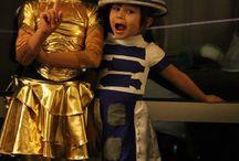 Safe & Super Halloween in Space Costume Ideas