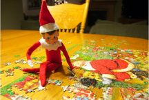 Elf on the shelf / by Ariel Fix