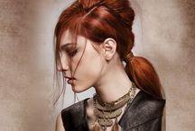 Coletas/ ponytail / Hay tantas y tan variadas!!!!