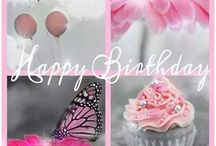 verjaardag / Happy Bday