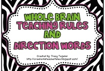 Whole Brain Teaching / by Michelle Chandler