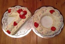 Rundergeburtstags-Kuchen / 70. Geburtstagskuchen