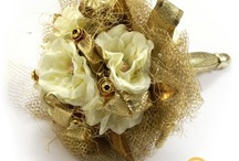 Mariage Or & Doré - Gold Wedding / Gold wedding accessorizes