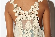 Lace..y Things / by Linda e