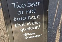 The Best Of Beer Humor / #Funny memes, images, quotes and all things #silly for #beer lovers who like laughing.