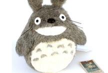 My Neighbor Totoro Plushies / That smile...