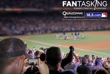 Qualcomm and MLB.com  / With a connected ballpark – the possibilities are endless. Learn more about our partnership with MLB.com and how we're connecting all fankind. http://fantasking.qualcomm.com