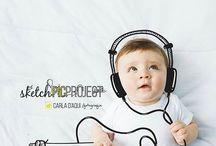 Ensaio de Bebê | Maternidade / Inspirações para ensaios de bebês: newborn, acompanhamento, smash the cake, e muito mais! www.blogrealizandoumsonho.com.br