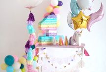 Unicorn party inspo