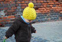 Knitting Hats for Babies and Kids / hats / by Jill