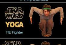 Star Wars / by Bruce TokeyKambing