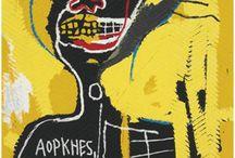 Basquiat / Basquiat artwork at William Bennett Modern