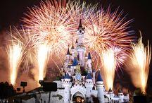 Disney Fireworks / by Amy Wells