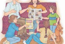 Family Home Evening (FHE) for Toddlers / by Ambur Holt Bradley