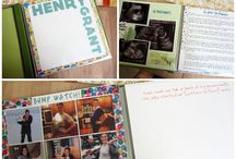 Baby record book design your own!
