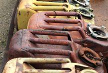 Used - rust