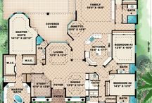 Home Decor - Floor Plans