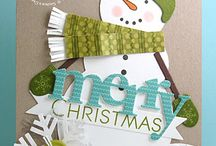 Christmas cards / by Celine Pourbaix