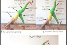 Yoga/Strength Exercises