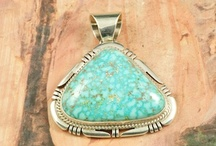 Pendants / by Treasures of the Southwest.com