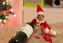Naughty Elf on the Shelf / by Keri Manning