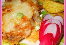 Vaření / Slaná jídla
