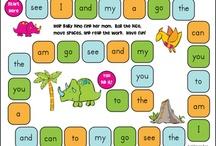 First Grade ELA / by Jessica Heim