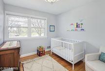 Transitional Kids Bedroom Design