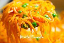spagheti de cenoura