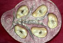 Oyster Plates / by MaryAnne Pusey