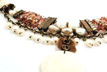 Catena bohemian necklaces / Bohemian necklaces by Catena Jewelry handmade