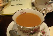 Время чая...