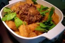 Food - A la brasileira / by Melissa Marsden